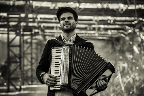 Malte Bogner | Accordion